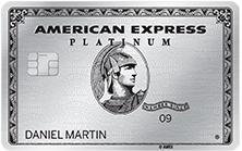 Image of AMEX Platinum Card