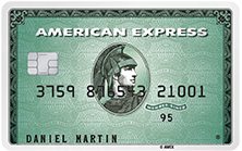 Image of AMEX Green Card